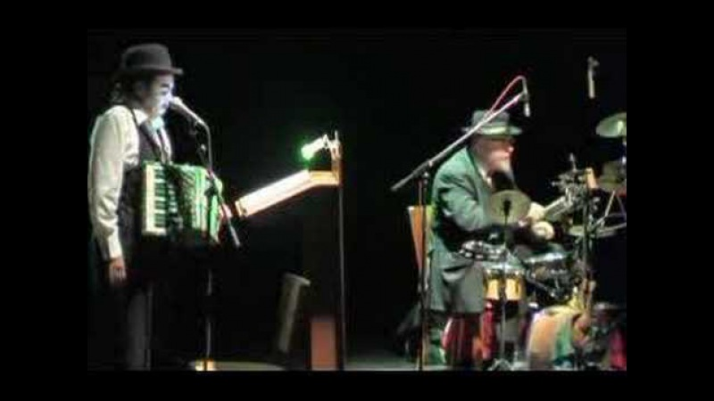 The Tiger Lillies Rats In the Walls