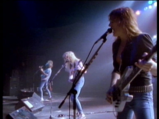 Megadeth - Anarchy In The U.K. (Sex Pistols Cover)