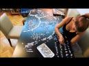 Ravensburger Astrology 9000 pieces puzzle Time lapse