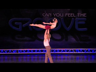 Groove National Dance Competition :: 2014 :: Winston-Salem, NC :: Bonnie and Clyde