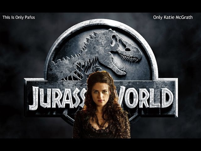 Katie McGrath The Answer to Jurrasic World