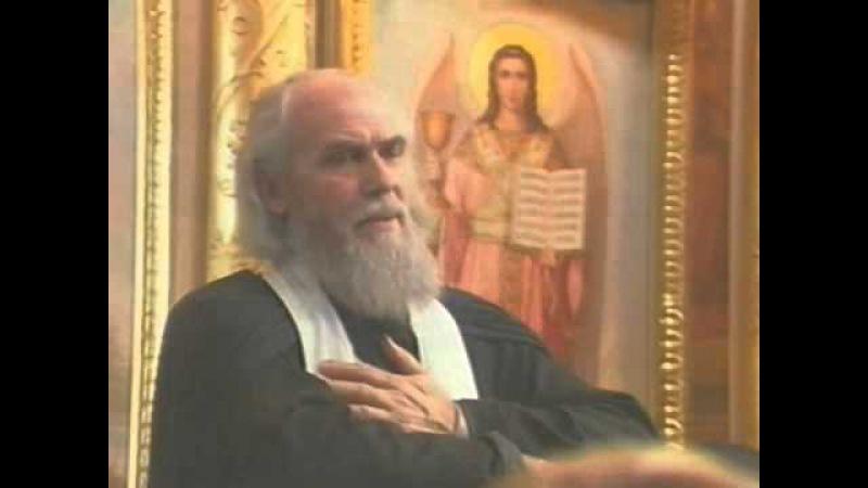 ОТЧИТКА АРХИМАНДРИТА ГЕРМАНА В СВЯТО ТРОИЦКОЙ СЕРГИЕВОЙ ЛАВРЕ ЧИН ИЗГНАНИЯ ЗЛЫ