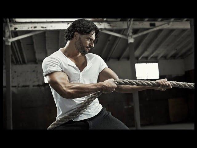 Joe Manganiello's Fitness Tips