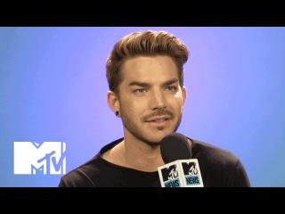 Adam Lambert's 'Ghost Town' Set Was Like A House Party | MTV News