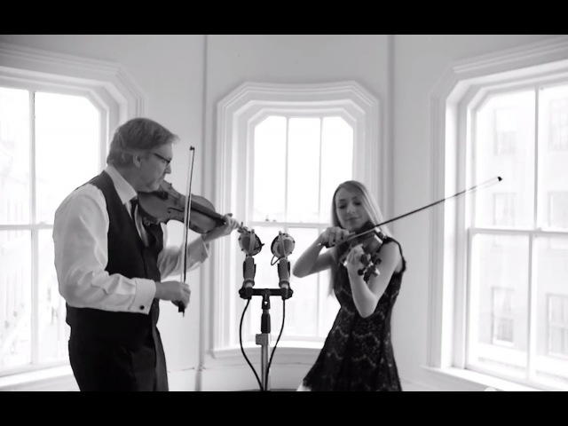 St. Louis Blues: Mark Maggie O'Connor violin duo