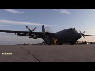 AC-130U Spooky / Летающая артбатарея специальных операций ВВС США