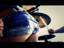 Alex Gaudino - Destination Calabria | Drum Dance Cover