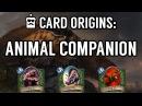 Hearthstone Origins 3 Misha Huffer Leokk Animal Companion