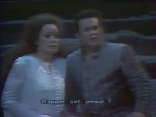 Wagner - Tristan e Isolda, Paris, 1985 - ACT 2