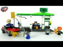 Kre O CityVille Invasion Service Station Scare Toy Review Hasbro