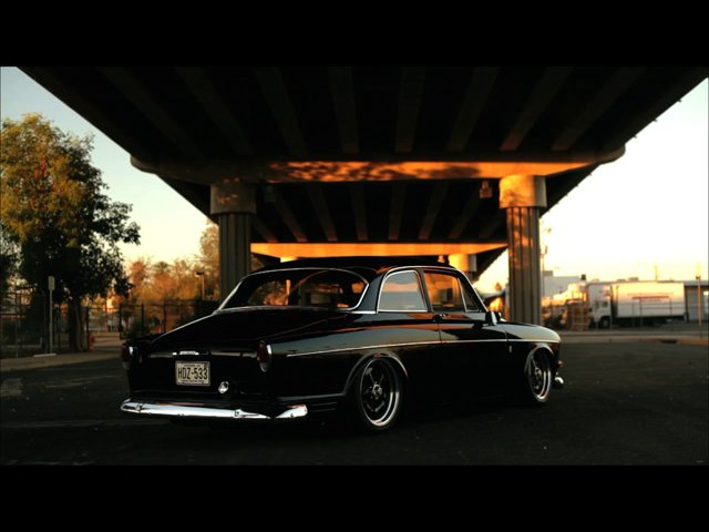 Swedishmetal Better with Age Keith Ross' 1966 Volvo Amazon