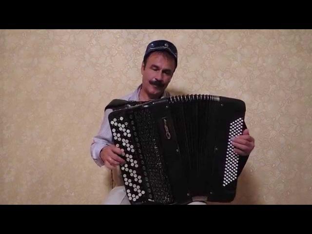 Татарская песня - Җаныем бәгырем на баяне