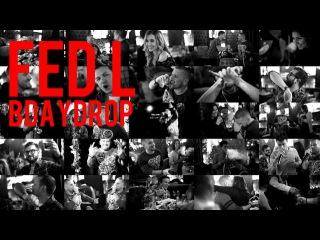 Fed L (ex-Crash aka C4) - #BDAYDrop in Lamuzon | Filmed by #BlazeTV