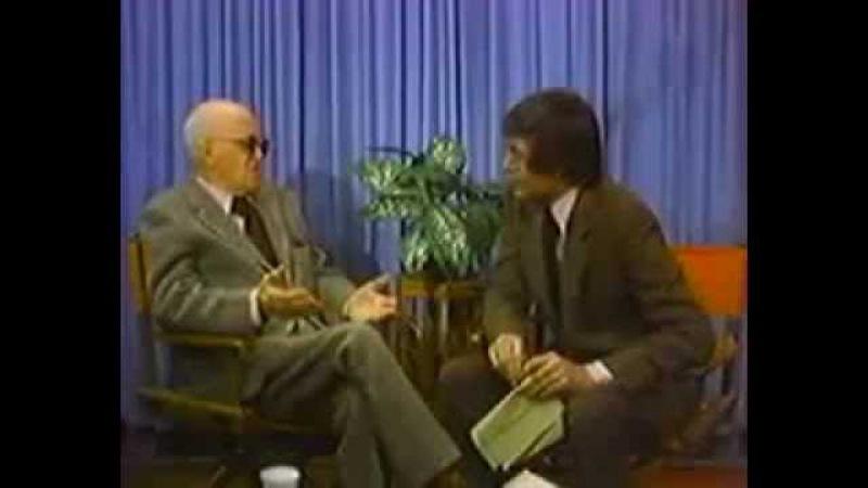 Беседа Джона Глэда с Романом Гулем 1982