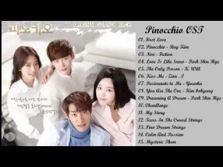 Pinocchio OST -  OST ( Full album )