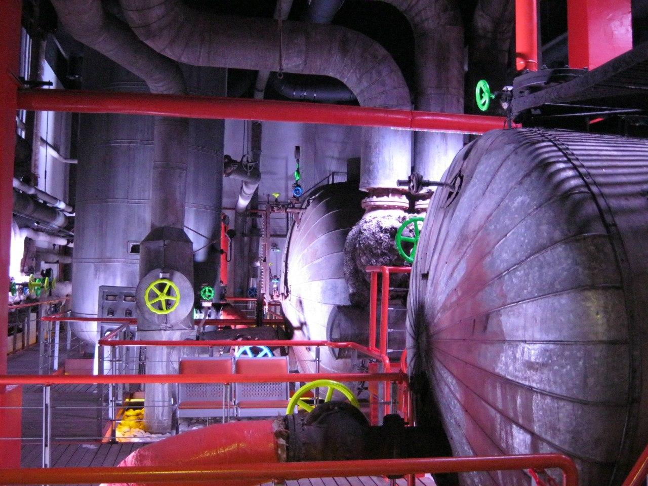 музей энергии в Бурсе