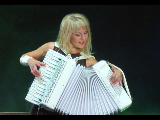 СМУГЛЯНКА Самые красивые аккордеонистки России дуэт ЛюбАня LA COVER BAND ОРИГИНАЛЬНЫЙ НОМЕР