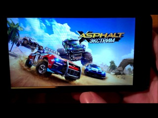 Asphalt Xtreme(Экстрим) обзор на Alcatel One Touch Pop UP