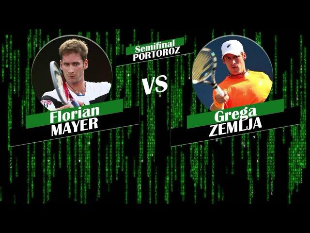 Tennis Pick: Florian Mayer VS Grega Zemlja. Portoroz 2016