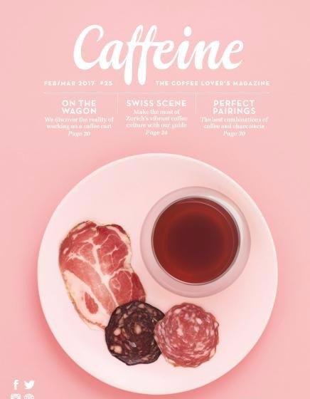 Caffeine Issue 25 FebruaryMarch 2017