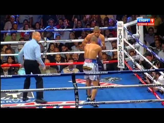 Орландо Салидо vs Хуан Мануэль Лопез WBO 11 03 2012