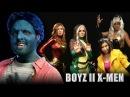 X MEN LOVE SONG Boyz II Men Parody