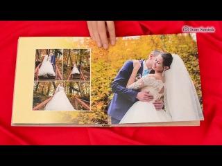 Весільна фотокнига, Назарій та Ольга, фотограф Іван Сенюк