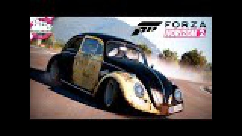 FORZA HORIZON 2 247 Killer Käfer DWIF Let's Play Forza Horizon 2