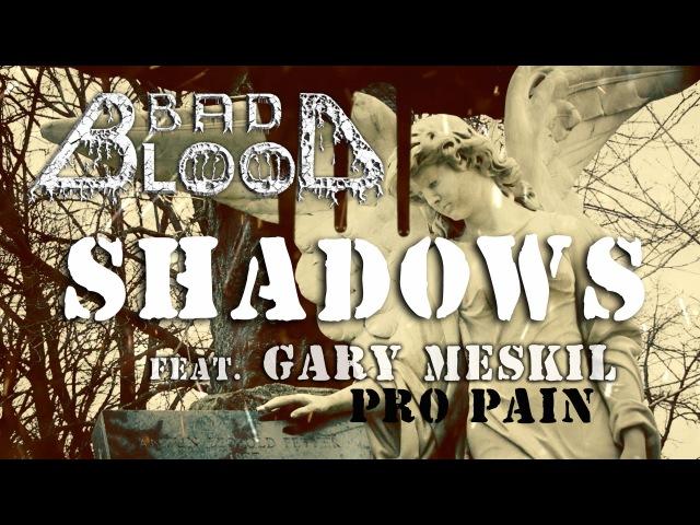 Bad Blood Shadows feat Gary Meskil