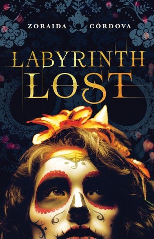 Labyrinth Lost - Zoraida Cordova