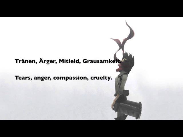 Shingeki no Kyojin Attack on Titan OST Vogel im Kafig eng subs