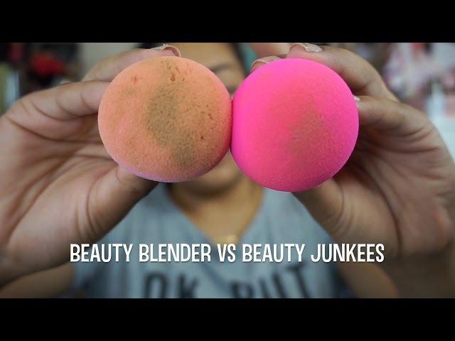 Beauty Blender Vs Beauty Junkees Alexisjayda