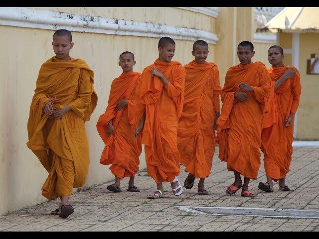 Cambodia. Siem Reap. Phnom Penh. Камбоджа. Сиемрип, Пномпень