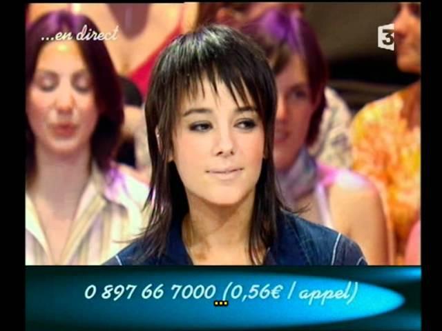 Alizée Natasha St Pier L'important c'est d'aimer Subtitulado