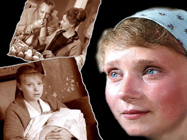 Впервые замужем советский фильм мелодрама