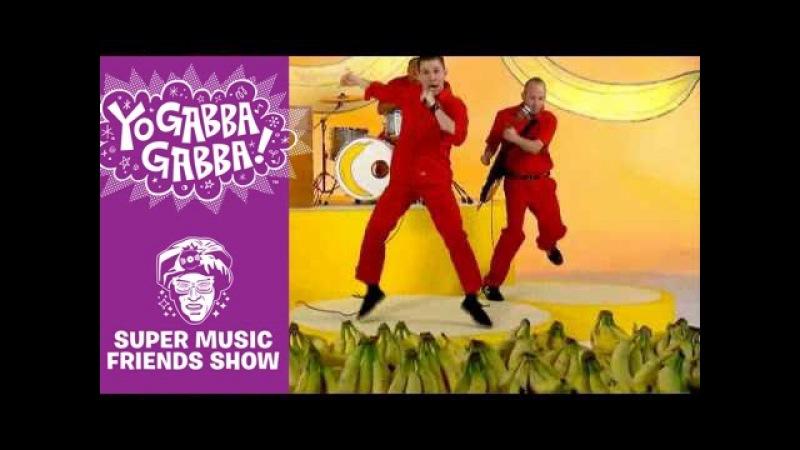 The Aggrolites - Banana - Yo Gabba Gabba!