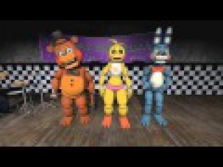 (FNAF2 SFM) Music video