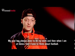 Ozil: How I deal with criticism
