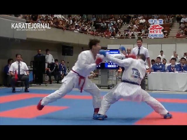 AKF2015 84kg CHAMPION Ryutaro Araga JPN 61kg CHAMPION Kayo Someya JPN DIGEST