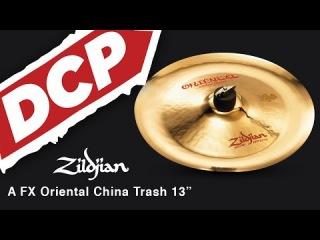 "Zildjian A FX Oriental China Trash Cymbal 13"""