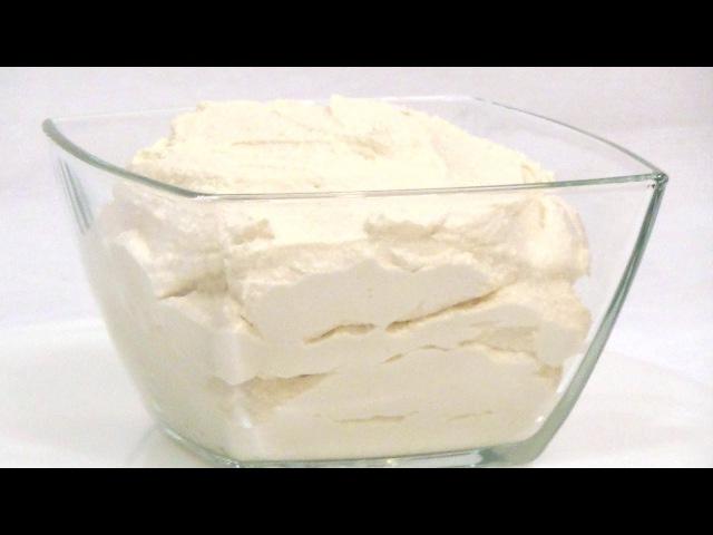 Как приготовить сливочный сыр крим чиз в домашних условиях Пошаговое видео