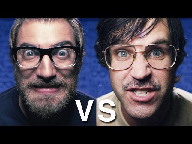 Epic Rap Battle Nerd vs. Geek