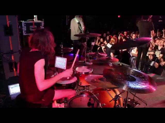 Northlane - Quantum Flux [Nic Pettersen] Drum Video [HD]