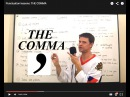 Punctuation Lessons THE COMMA