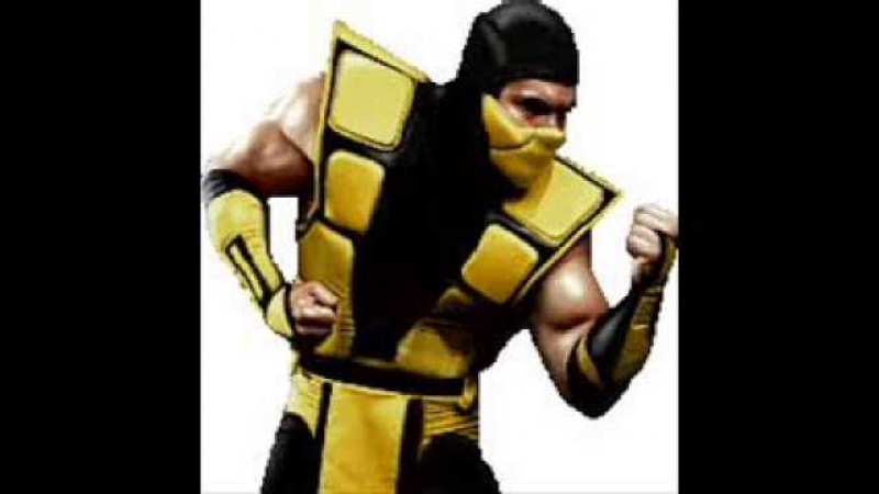 GET OVER HERE - scorpion Mk3 sound effect