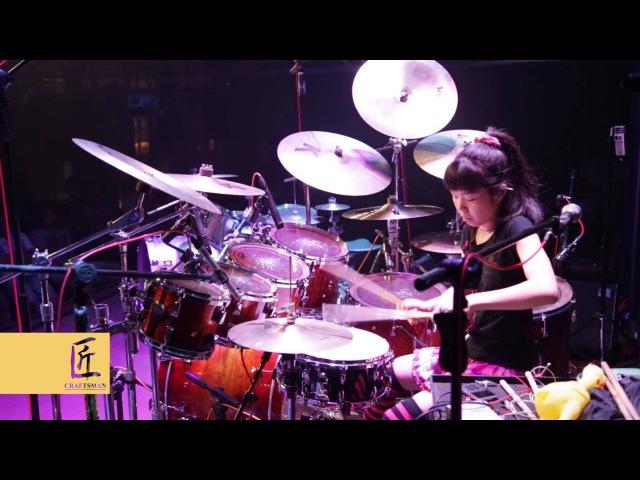 Craftsman Drum Off 2015 菅沼孝三 魂の道場 Senri Kawaguchi 川口千里 Part1