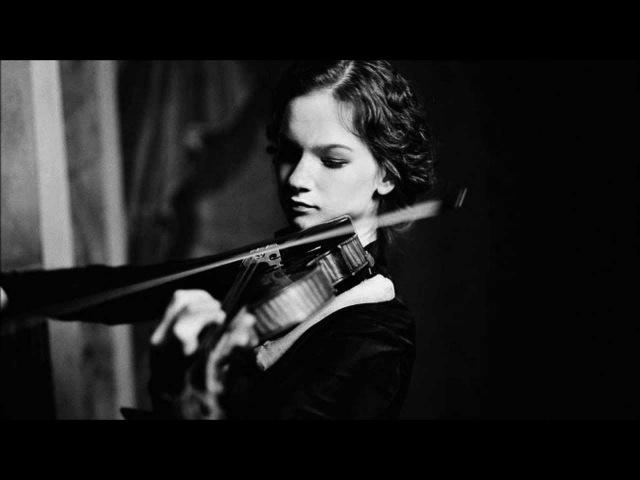 Johann Sebastian Bach Chaconne Partita No 2 BWV 1004 Hilary Hahn