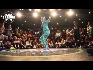 Dancehall 1vs1 F Miss Helen(win) vs. Belka @ZARUBA III Episode