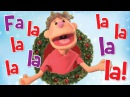 Decorate The Christmas Tree to the tune of Deck The Halls Super Simple Songs