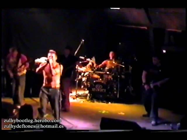 12 Stones - Live @ Club Raven - Edgerton, Wi ★ 05-30-2002 ★